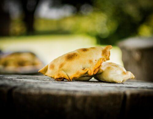 Empanadas au boeuf, façon petits pains fourrés